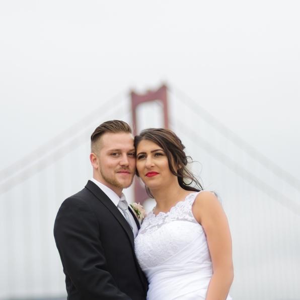 Albert & Melisa // Wedding San Francisco, California