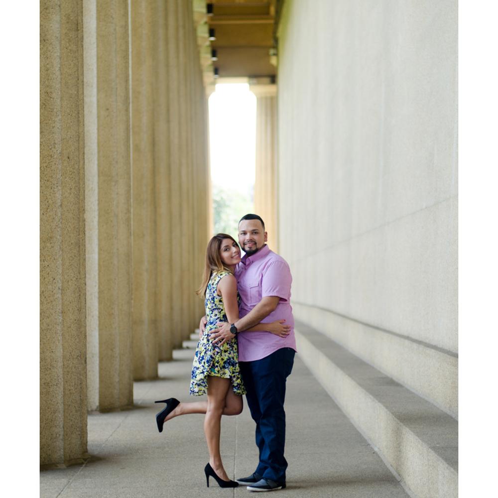 Steven & Carla // Engagement Nashville, Tennessee