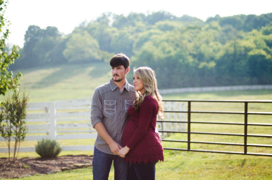 The Duke's Maternity // Franklin, Tennessee