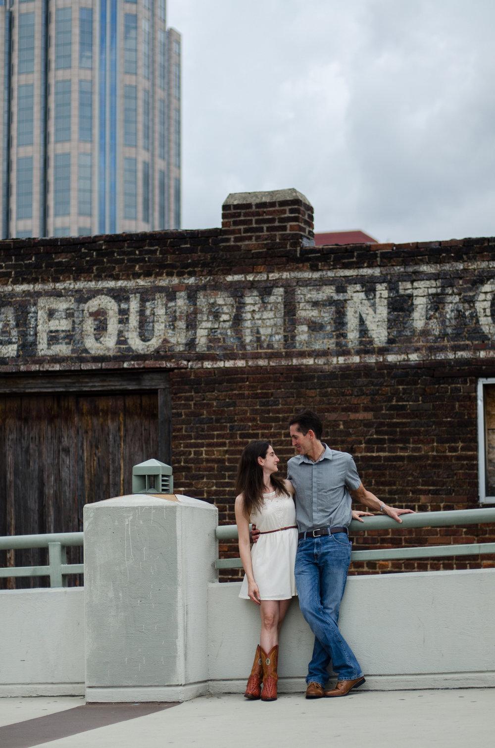 Nashville Tennessee Anniversary Sean and Karen from Chicago