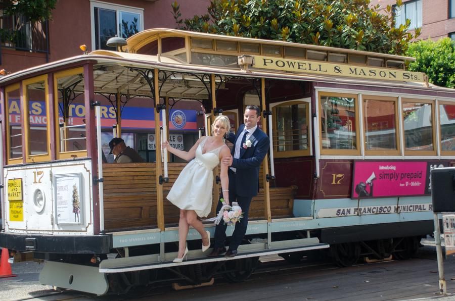 San Francisco City Hall Wedding Photographer  San Francisco, Cal