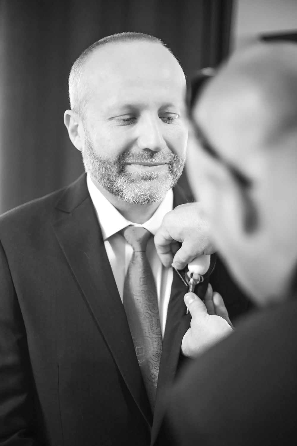 Groom Preparation 05