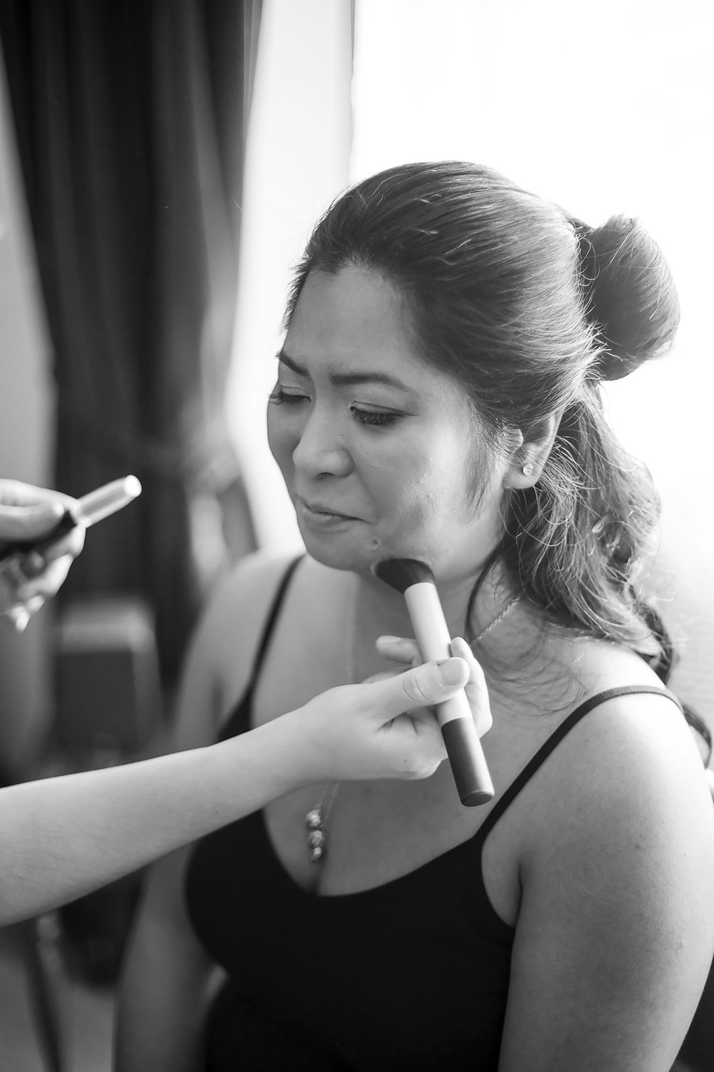 Bridal Party Preparation 06