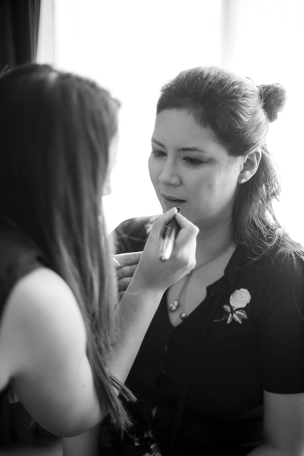 Bridal Party Preparation 07