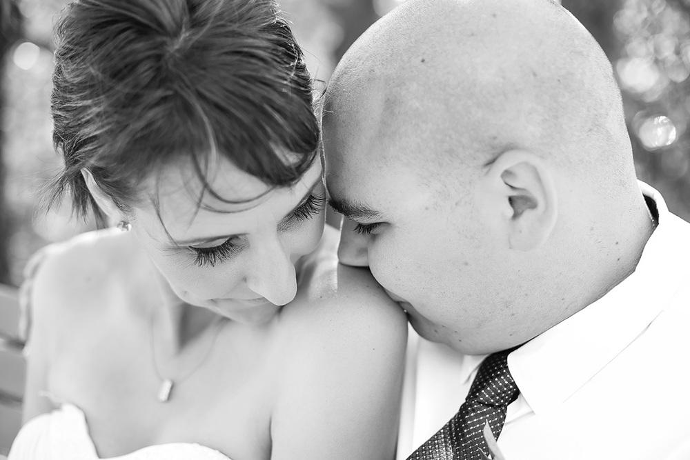 Monarto Zoo Intimate Wedding Photo BnW