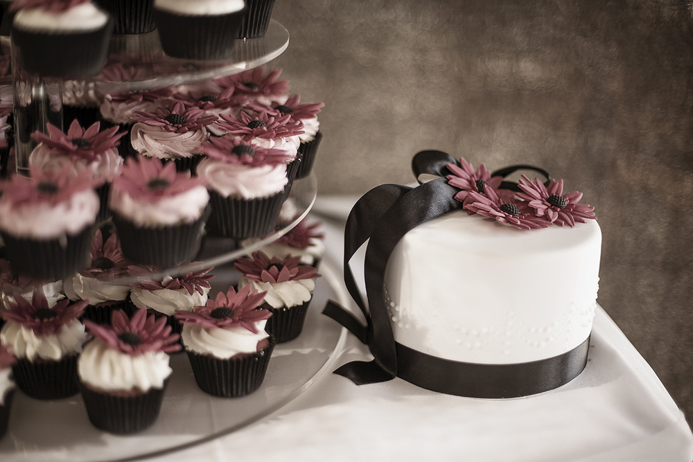 Monarto Zoo Wedding Cake 1