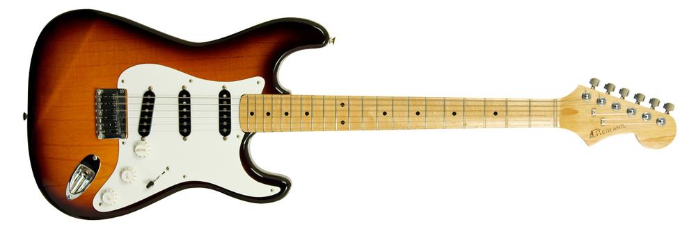 Redland Stratocaster
