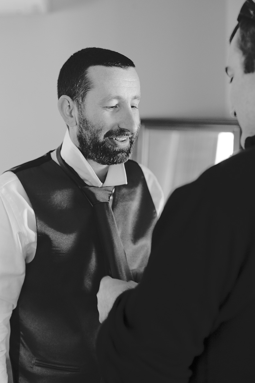 Groom Preparation Wedding Photo 002