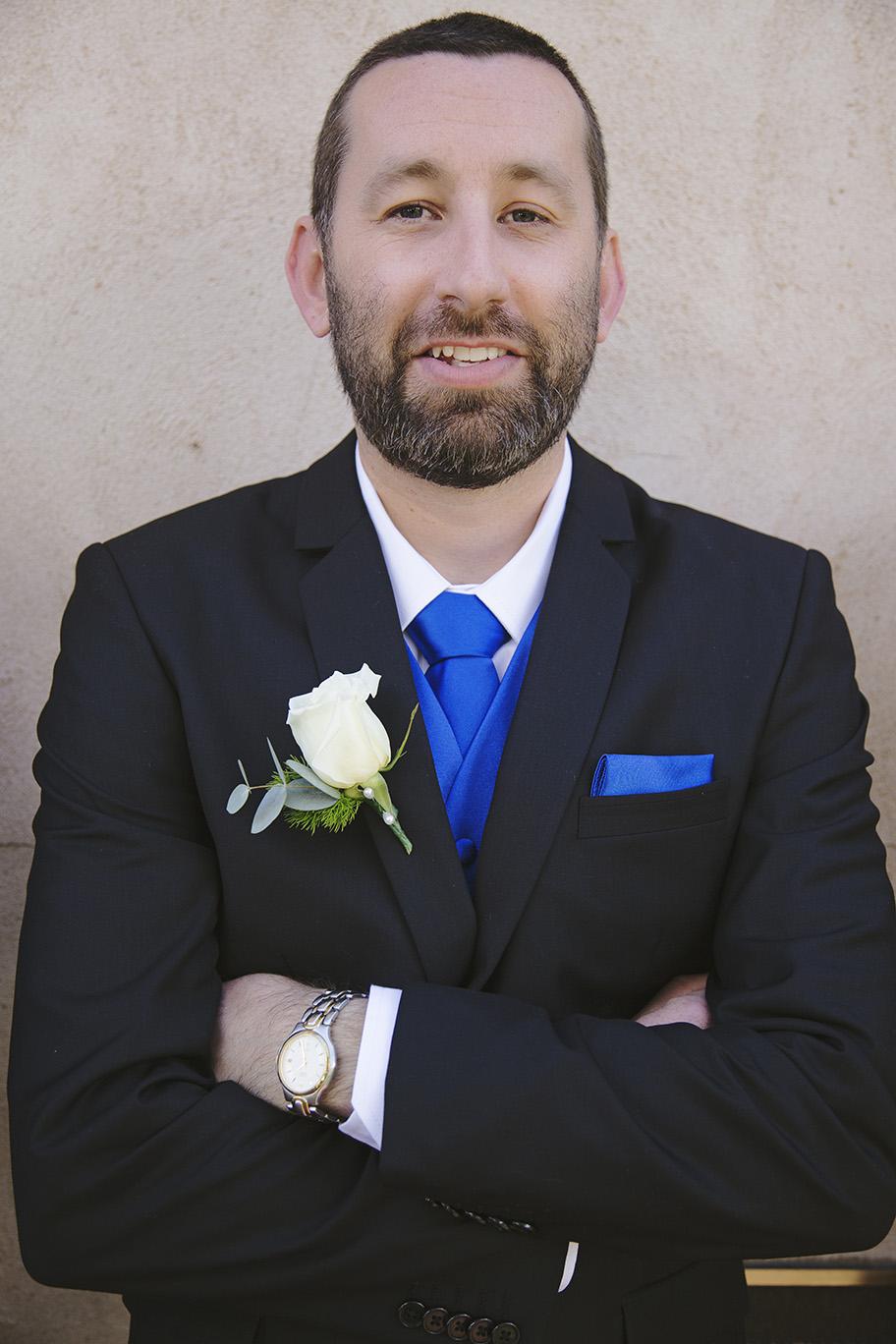 Groom Preparation Wedding Photo 009