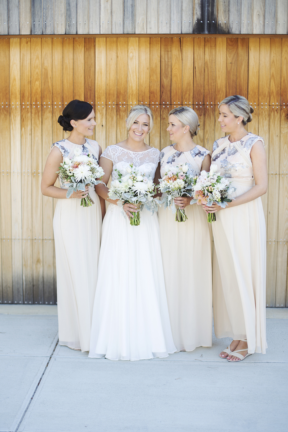 Adelaide Beach Wedding 33 Beautiful Rustic Bridal Party.jpg