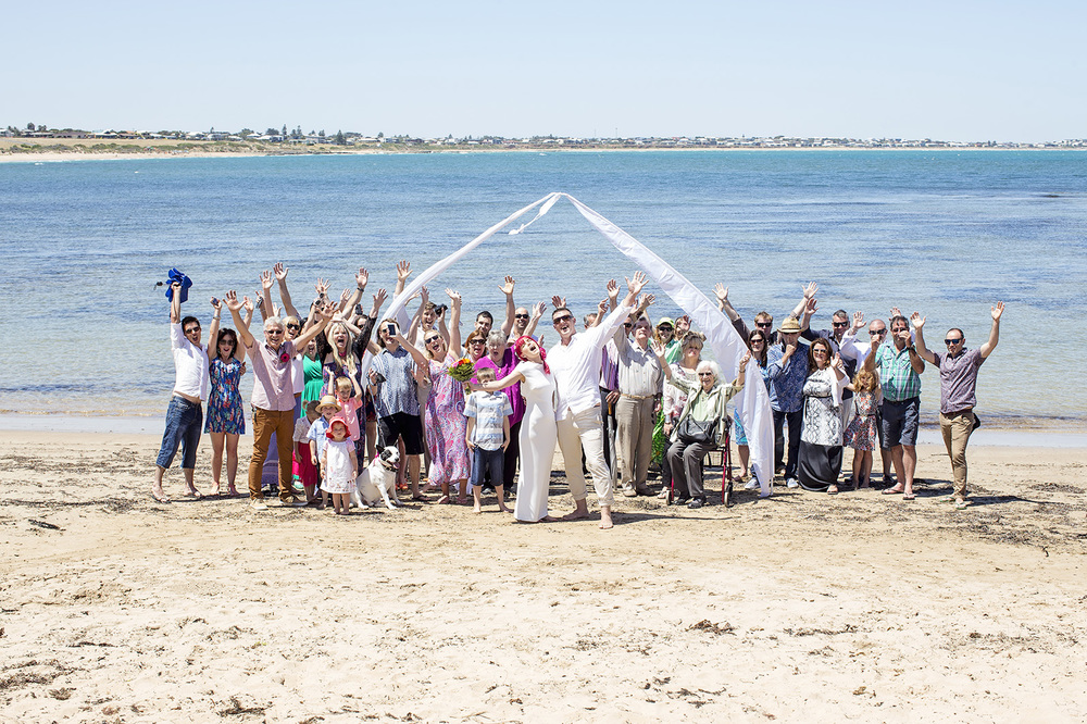 Victor Harbour Wedding Photography 037 group wedding photo.jpg