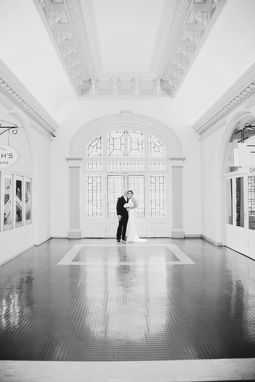Adelaide Arcade Wedding Photography Portraits 009BW.jpg