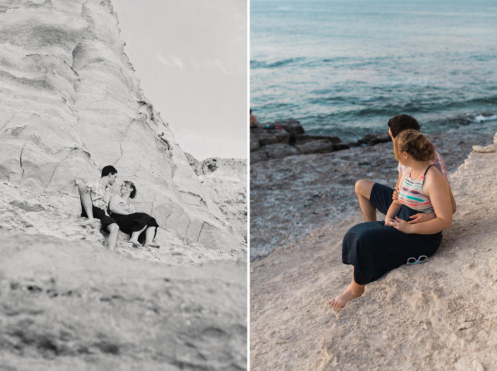 Cute and Fun Beach Engagement Portraits 008.jpg