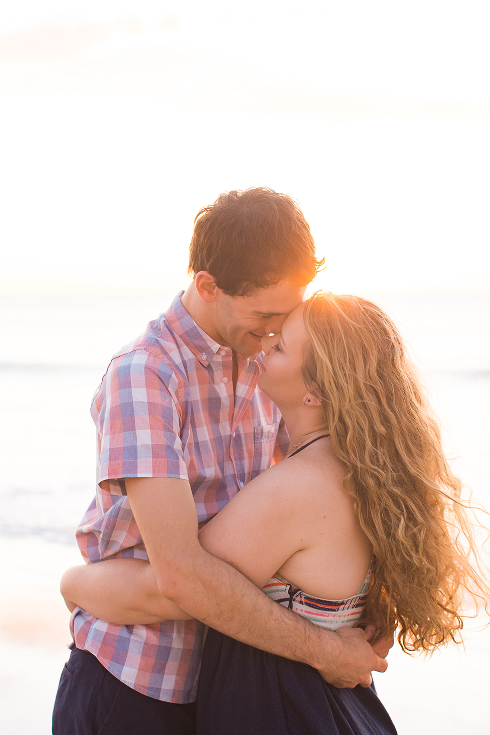 Cute and Fun Beach Engagement Portraits 020.jpg