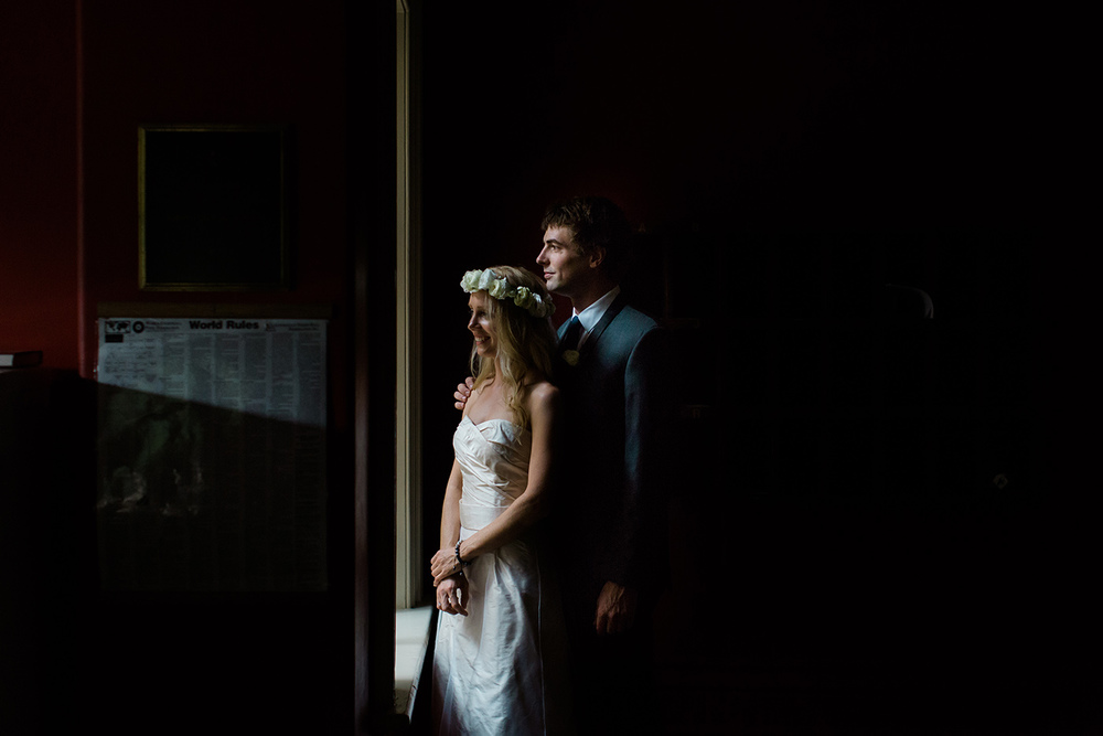 Wedding Window Light