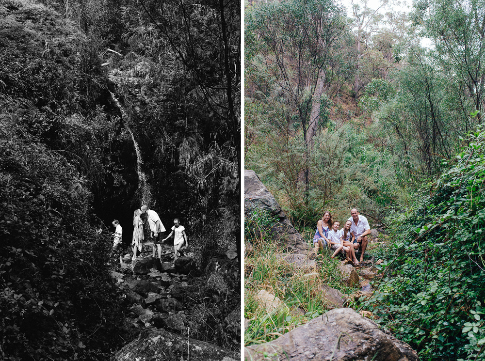 Fun Family Portraits Waterfall Gully 09.jpg