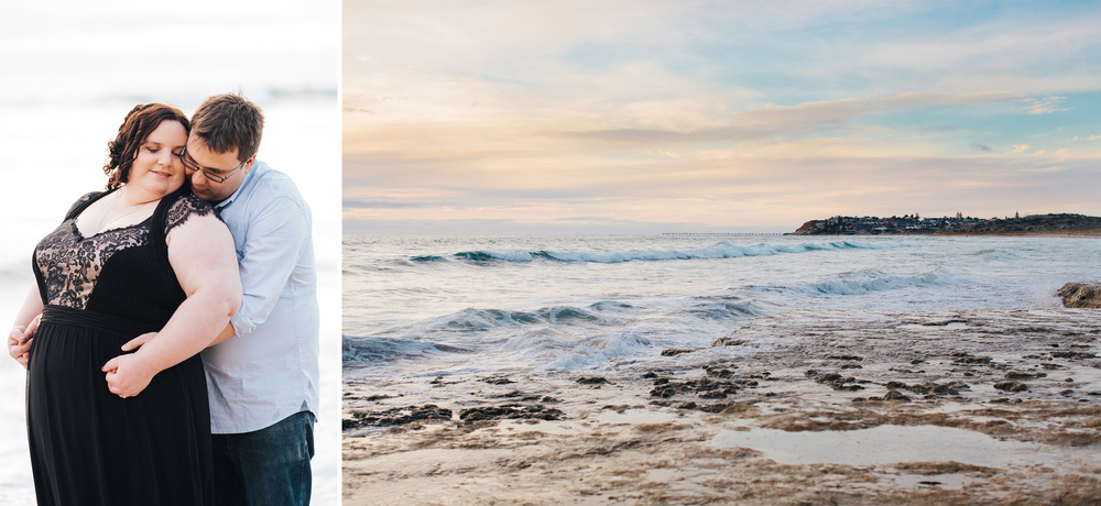 Rugged Coastline Engagement Portraits Adelaide 25.jpg