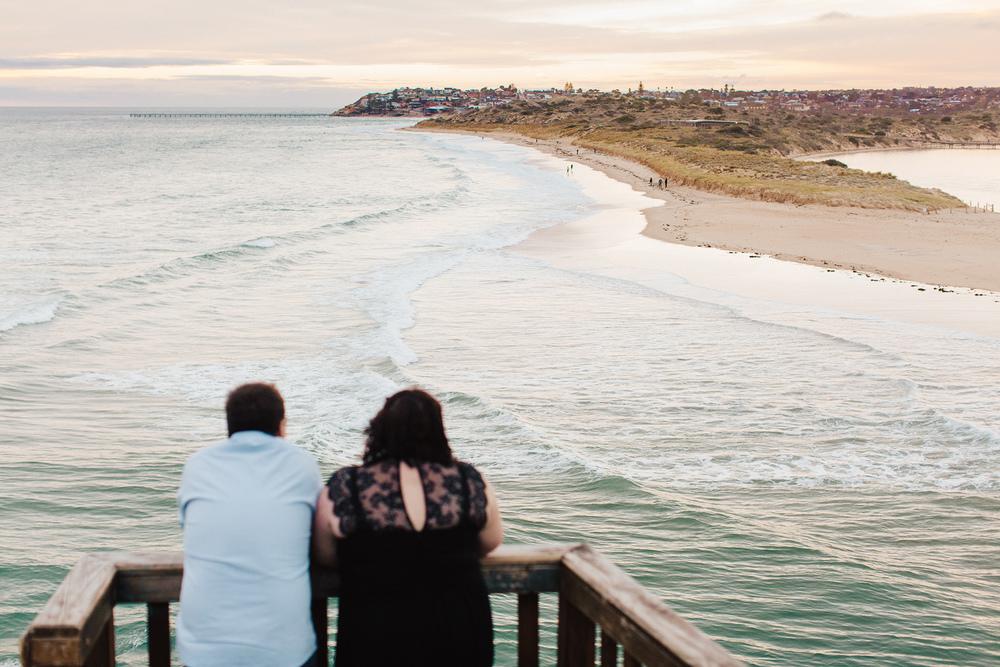 Rugged Coastline Engagement Portraits Adelaide 30.jpg