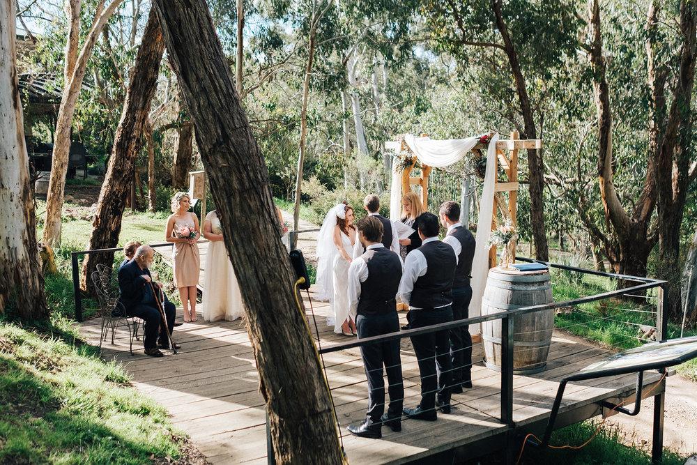 Rustic Sinclairs Gully Wedding 26.jpg