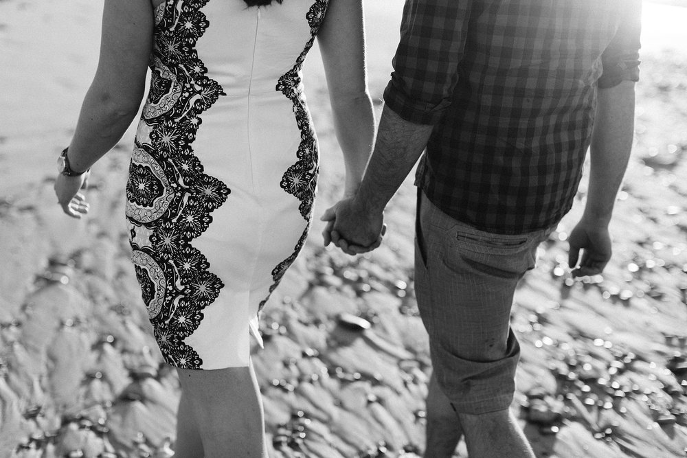 Beach sunset engagement photos willunga 007.jpg
