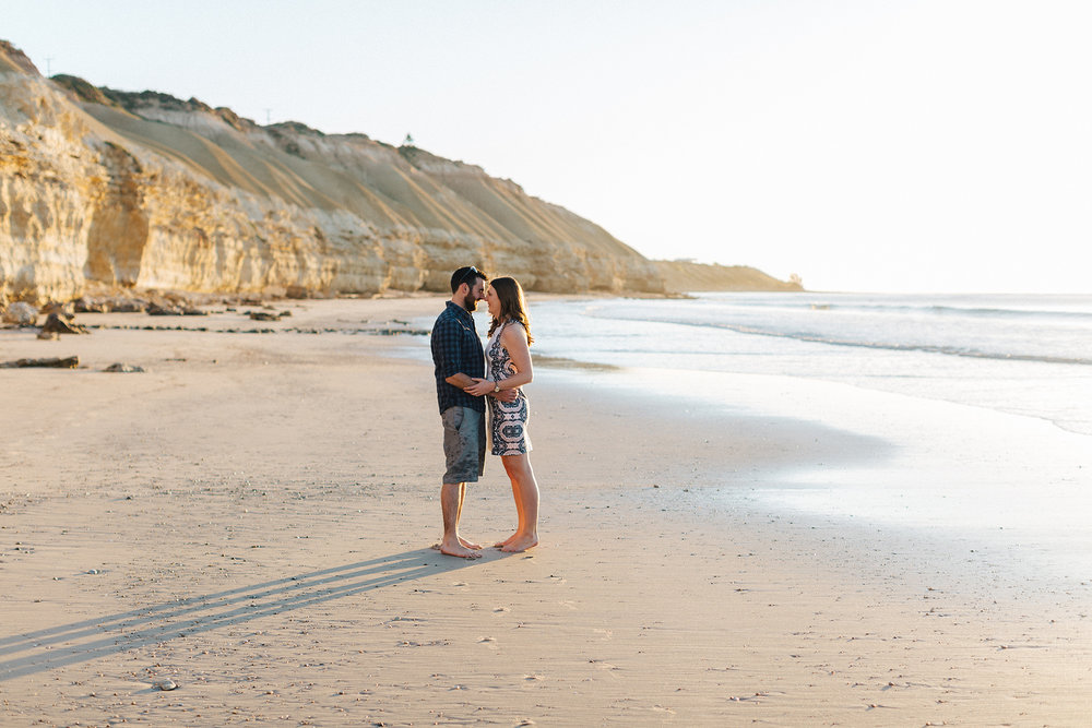 Beach sunset engagement photos willunga 021.jpg
