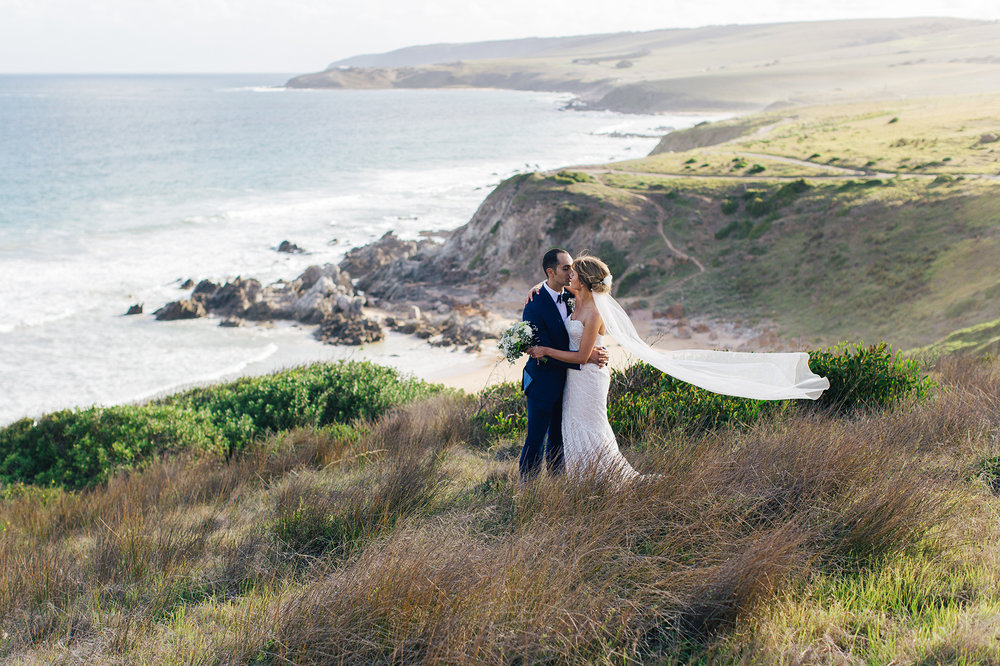 Victor Harbour encounter bay wedding photographer