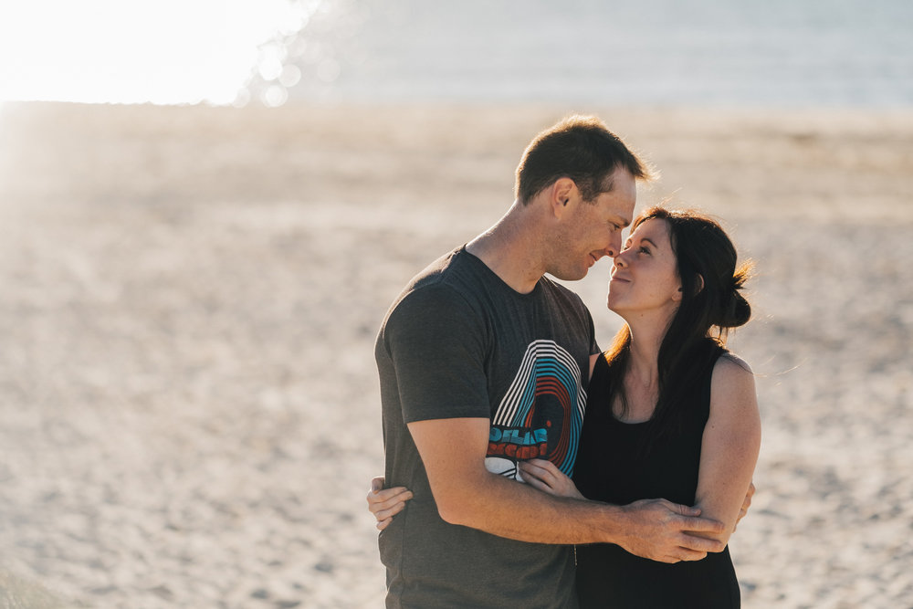 Semaphore Beach Engagement Session 22.jpg