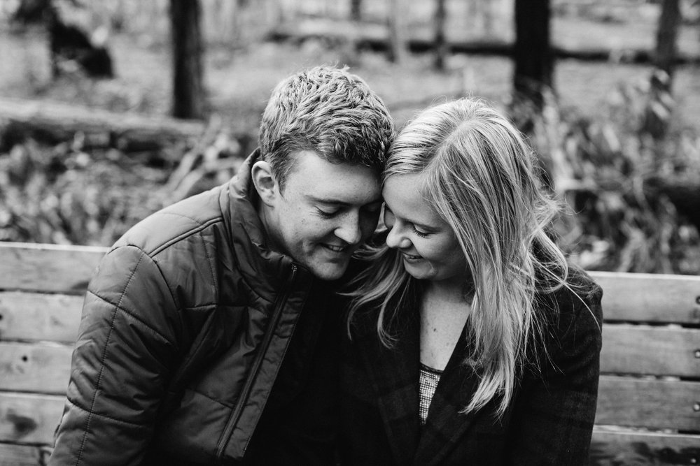 Megan s kuitpo forest engagement session little car photography adelaide wedding photographer