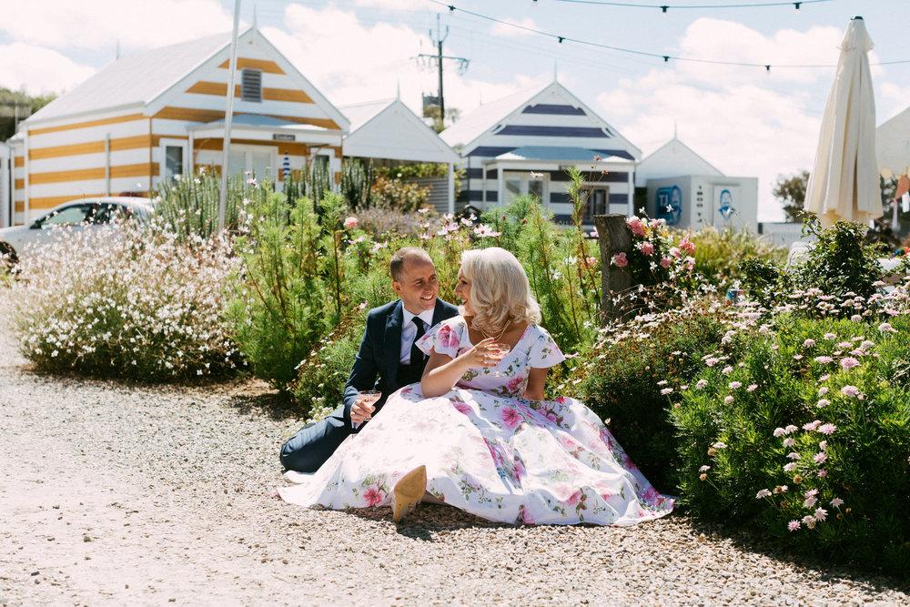 Beach Huts Middleton Wedding Vowel Renewal 022.jpg
