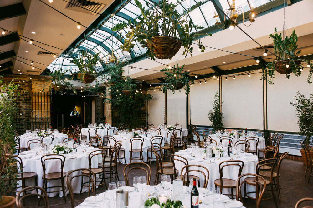 Ellie And Brads Ayers House Adelaide Botanic Garden Wedding