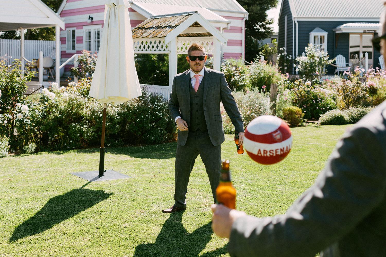 Jo & John\'s Middleton Beach and Garden Wedding | Little Car ...