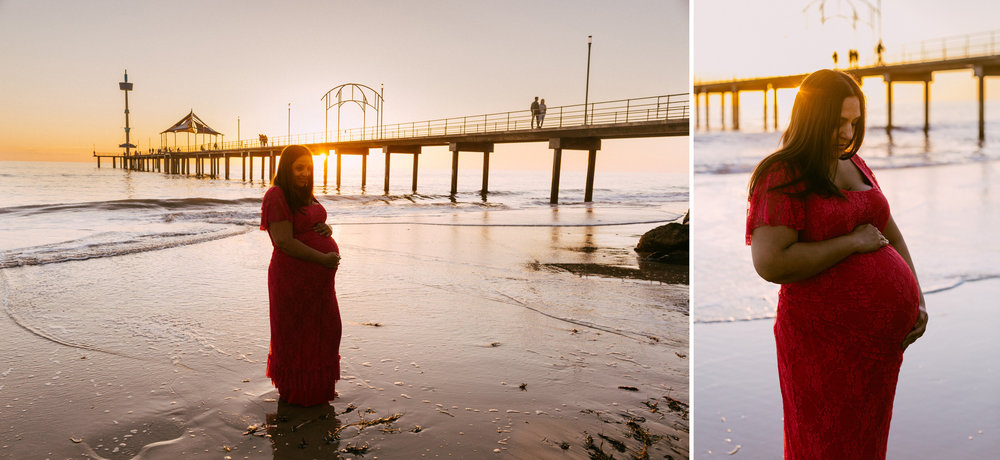Beach Natural Maternity Portrait Session 054.jpg