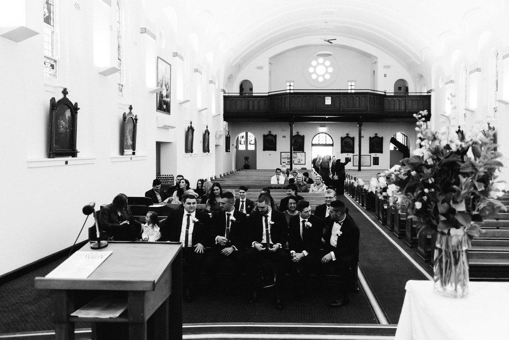 Adelaide Wedding Church Smoke Bomb Serafino 038.jpg
