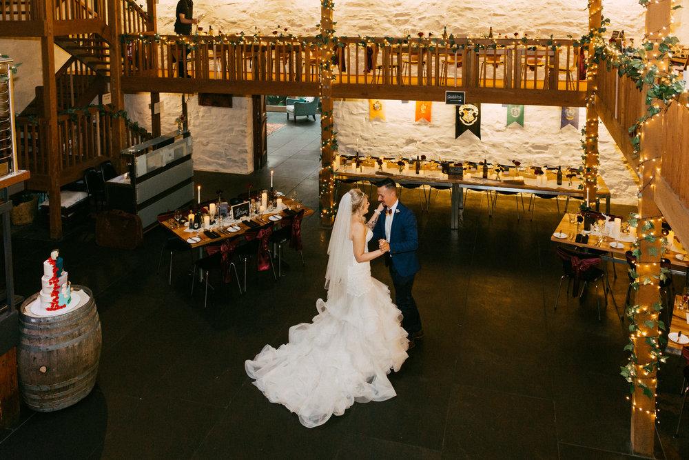 Harry Potter Wedding Bridgewater Mill 134.jpg