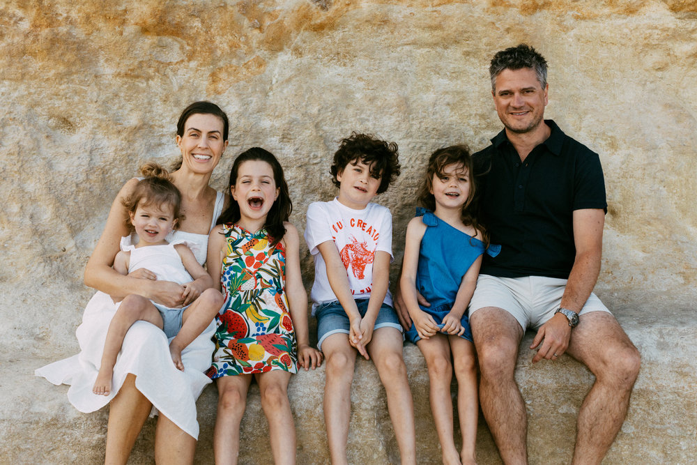 Natural Portraits for Large Family on Beach South Australia 015.JPG
