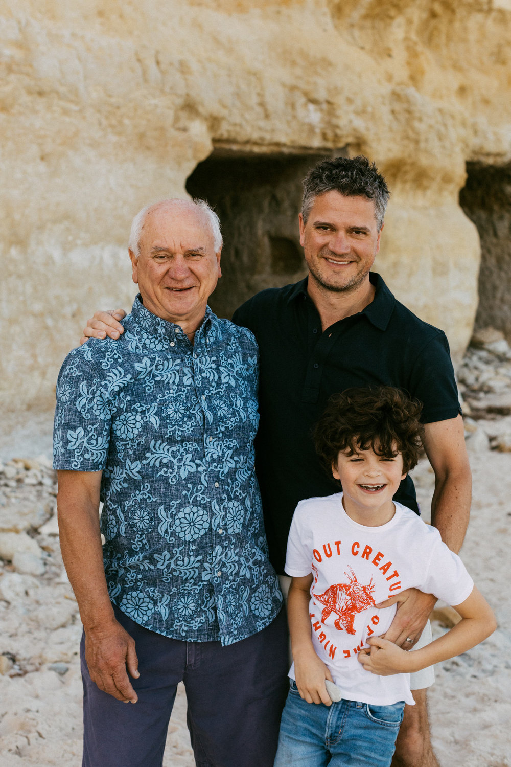 Natural Portraits for Large Family on Beach South Australia 019.JPG