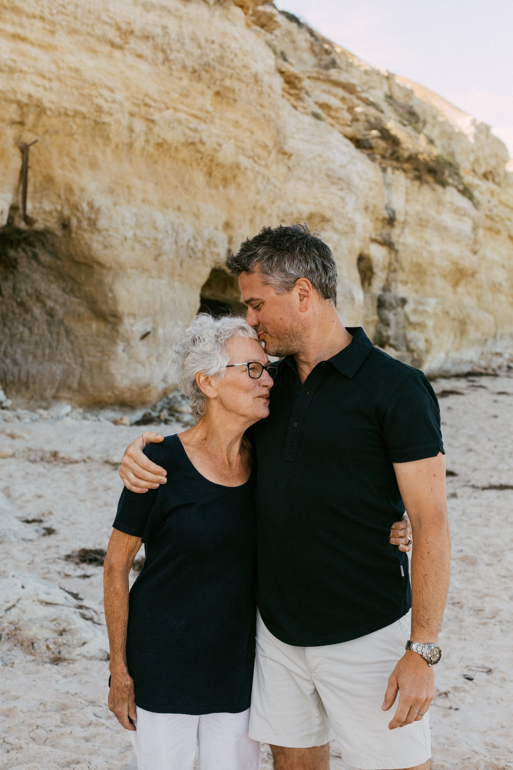 Natural Portraits for Large Family on Beach South Australia 022.JPG