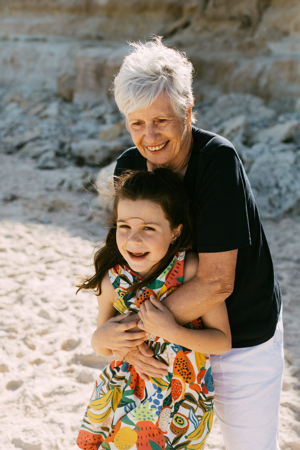 Natural Portraits for Large Family on Beach South Australia 026.JPG