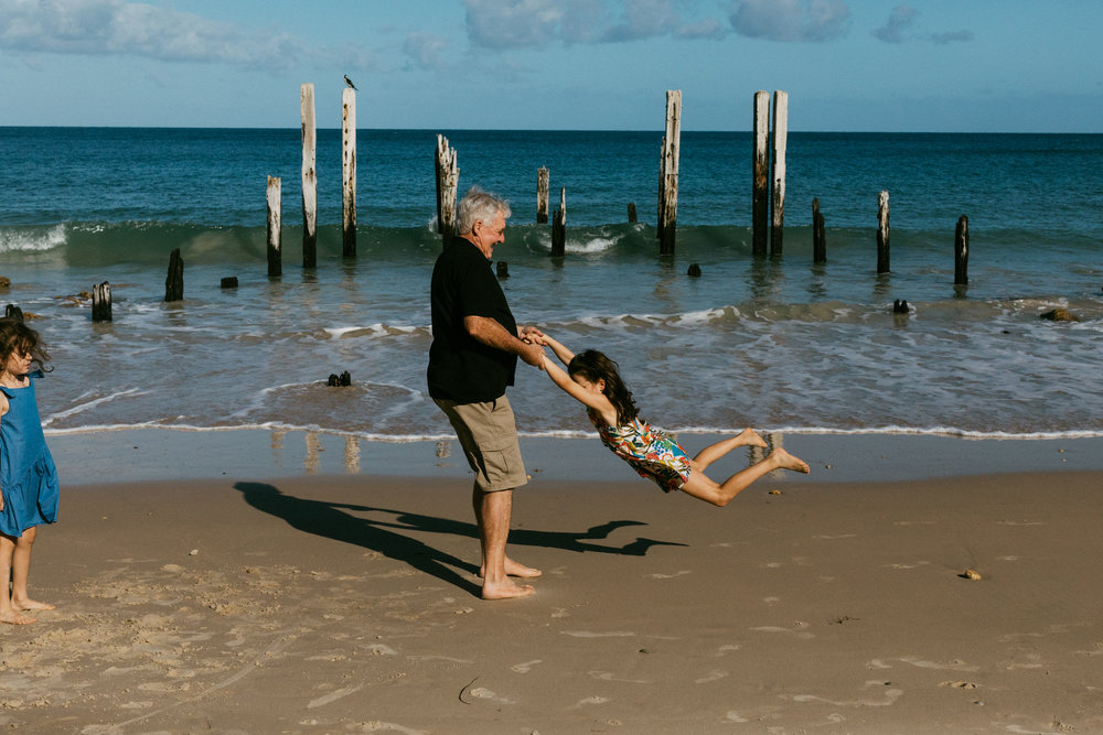 Natural Portraits for Large Family on Beach South Australia 027.JPG