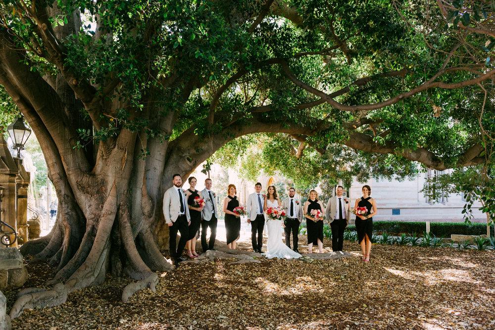 Adelaide City Fringe Garden Unearthly Delight Wedding 065.jpg