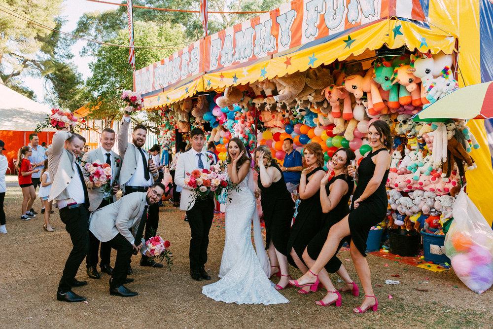 Adelaide City Fringe Garden Unearthly Delight Wedding 074.jpg