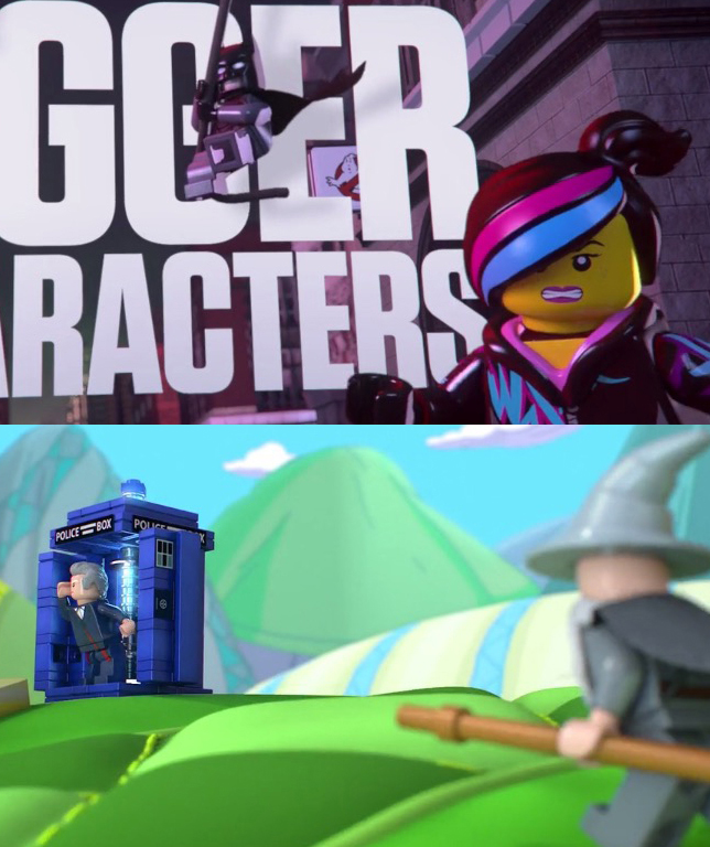 Lego Dimensions E3 - Lighting for Brand New School in New York City.watch >