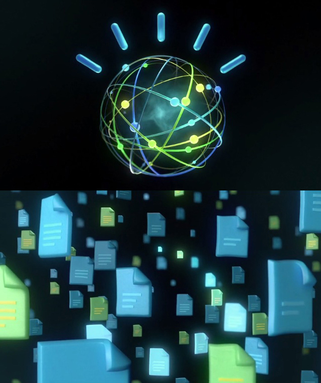 IBM Watson - Lighting and Shading for Imaginary Forces for New York City.watch >