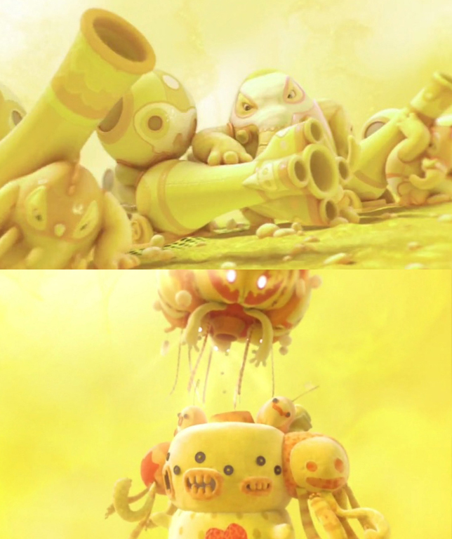 Koolaid Yellow - Lighting and Shading/Texturing for Psyop in Los Angeles.watch >
