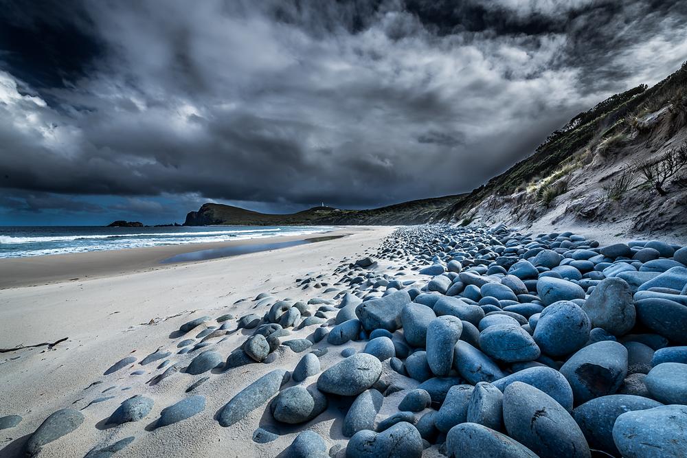 Cape Bruny - Bruny Island - Tasmania - Wilkography