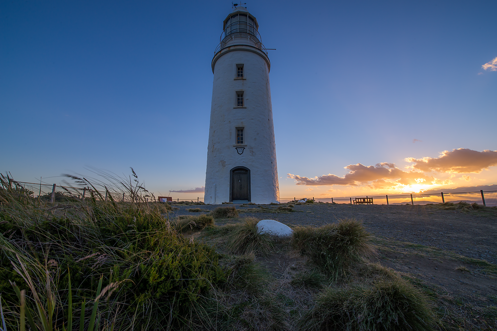 Bruny Island Light House Sunset - Bruny Island - Tasmania - Wilkography