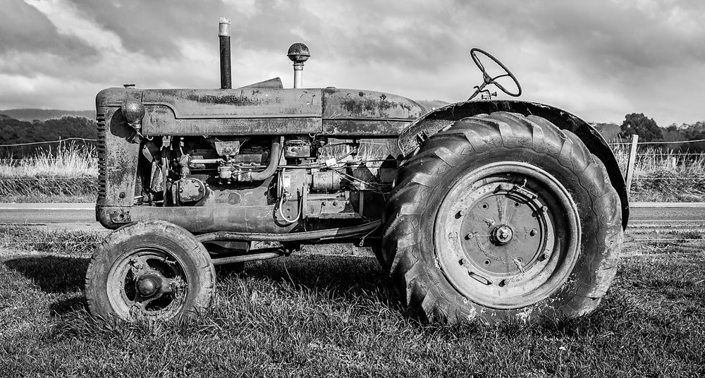 Ali's Tractor