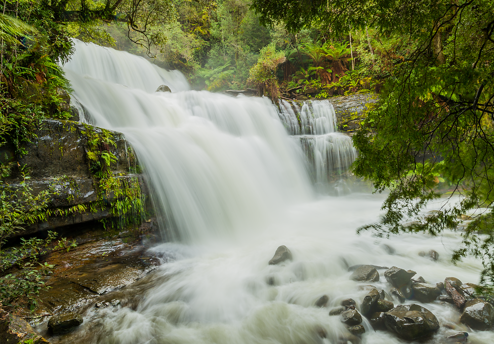 Liffey Falls - Tasmania - Wilkography