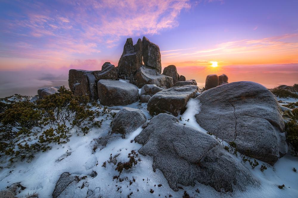 Tasmanian Landscapes — Wilkography