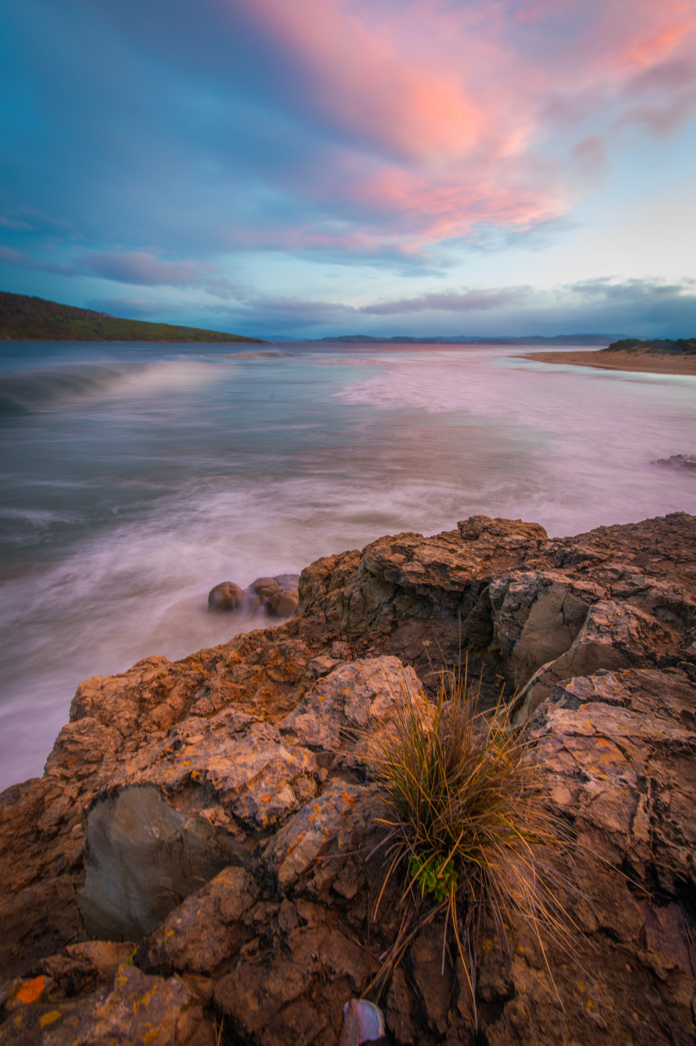 South Arm Sunset - Tasmania - Wilkography.jpg